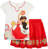 Disney Elena of Avalor 2-pc. Skirt Set - Girls