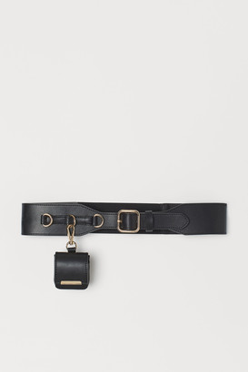 H&M Mini bag-detail waist belt