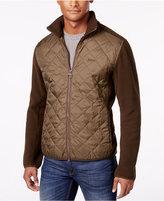 Barbour Men's Trefoil Fleece Full-Zip Jacket