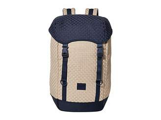Herschel Woven Iona (Fallen Rock/Sky Captain) Backpack Bags