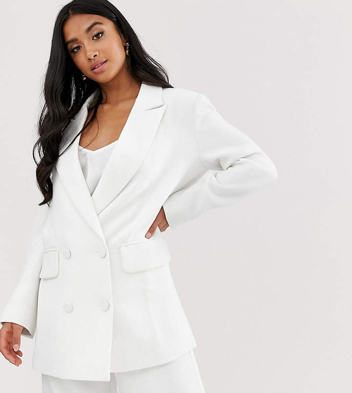 01783c28 Asos Double Breasted Blazer - ShopStyle