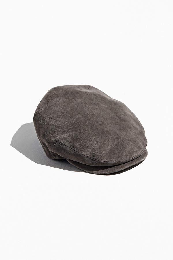 Kangol Italian Suede Driver Hat
