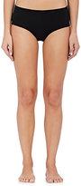 Rochelle Sara Women's Natalie Neoprene Bikini Bottom-BLACK