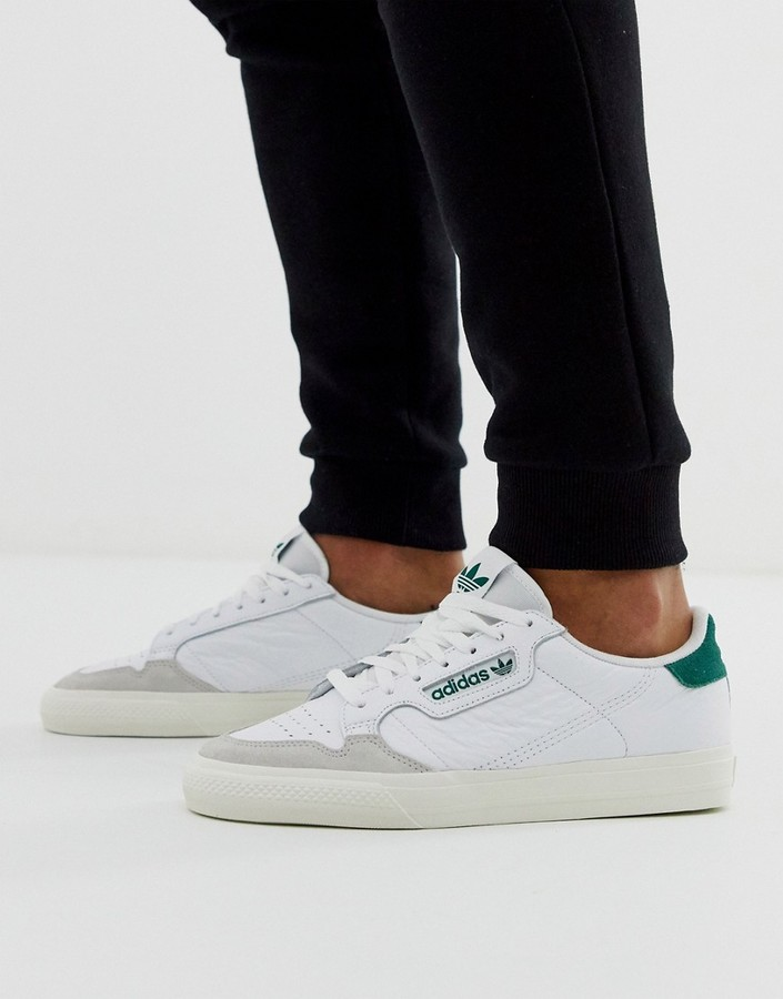 adidas continental 80 vulc sneakers in
