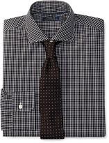Polo Ralph Lauren Checked Stretch Poplin Slim Fit Dress Shirt