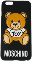 Moschino teddy bear iPhone 6 Plus case - unisex - Polycarbonite - One Size
