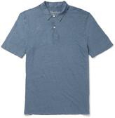 Hartford - Slim-fit Linen Polo Shirt
