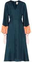 Roksanda Henning silk dress