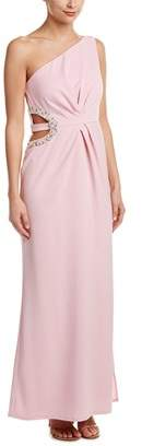 Laundry by Shelli Segal Gown.
