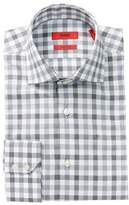 BOSS Gerald Plaid Print Regular Fit Woven Shirt