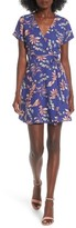 Lush Women's Olivia Wrap Dress