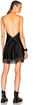 Alexander Wang Ring Piercing Cami Dress