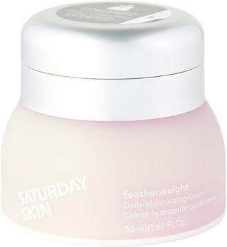 Saturday Skin Featherweight Daily Moisturising Cream