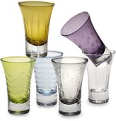 Artland Twister 2 oz. Shot Glasses (Set of 6)