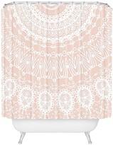 Deny Designs Monika Strigel Waiting for you rose Shower Curtain