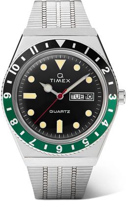 Timex Q Reissue 38mm Stainless Steel Watch