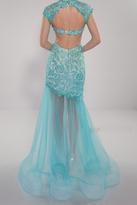 Alyce Paris - 2442 Dress in Jade