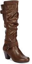 Rialto Crystal Dress Boots