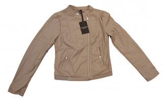 Silvian Heach Beige Polyester Jackets