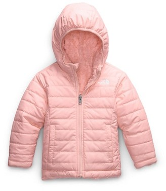 The North Face Little Girl's Mossbud Swirl Reversible Jacket