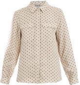 Sea Star-print shirt