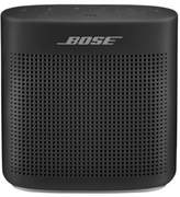 Bose NEW SoundLink Colour Bluetooth Speaker II - Soft Black