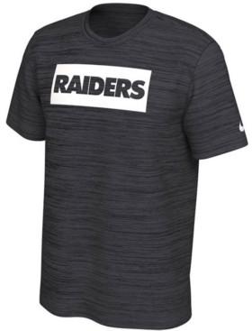 Nike Las Vegas Raiders Men's Legend Velocity Training T-Shirt