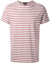 A.P.C. striped T-shirt - men - Cotton - S