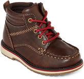 Okie Dokie Arlie Boys Boots - Toddler
