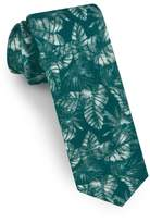 Ted Baker Palm Leaf Silk Tie