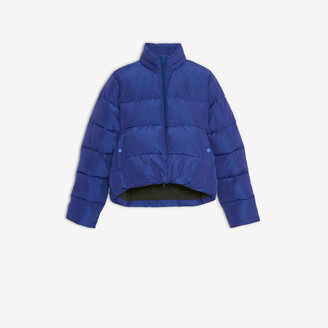 Balenciaga C-shape Quilted Jacket