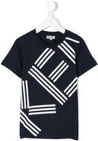 Kenzo graphic logo print T-shirt