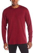 Champion Duofold Men's Mid Weight Wicking Crew Neck Top