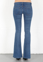 Current/Elliott The Low Bell Jean in Runaway