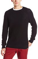 Obey Men's Drifter Ribbed Sweater