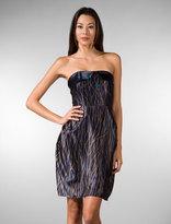 Cherwell Dress in Winter Bird Print