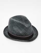 Paul Smith Bovens Straw Hat