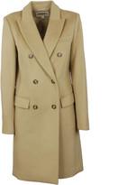 Michael Kors Double Breasted Midi Coat