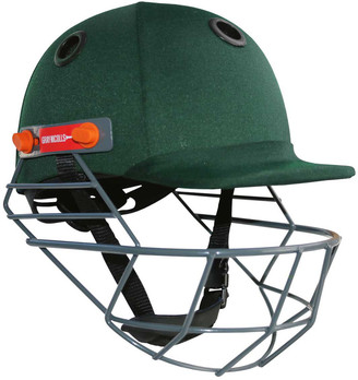 Gray Nicolls Elite Junior Cricket Batting Helmet Green