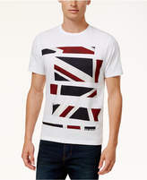 Ben Sherman Men's Slim-Fit Graphic Print T-Shirt