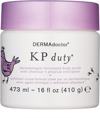 Dermadoctor Kp Duty Dermatologist Formulated Body Scrub With Chemical + Physical Exfoliation 473Ml