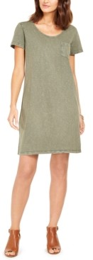 Style&Co. Style & Co Petite Cotton T-Shirt Dress, Created for Macy's