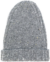 Marc Jacobs ribbed beanie