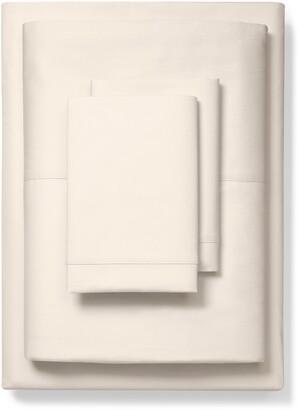 Boll & Branch Classic Hemmed 300 Thread Count Organic Cotton Sheet Set