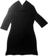 Agnona Black Silk Dress for Women