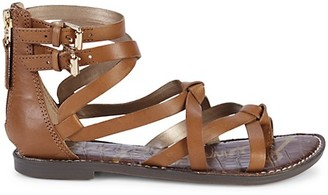 Sam Edelman Gaton Strappy Leather Sandals