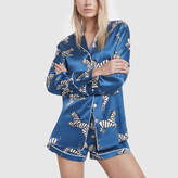 Olivia von Halle Alba Silk Pajama Set