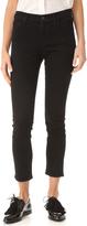 Gold Sign Isabelle Slim Fit Ankle Jeans