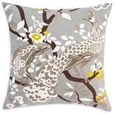 DwellStudio Dwell Studio Peacock Decorative Pillow, 20 x 20