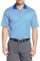 Peter Millar 'University of Kansas' Classic Stripe Golf Polo